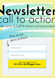 Newsletter - Call-To-Action - Conversion